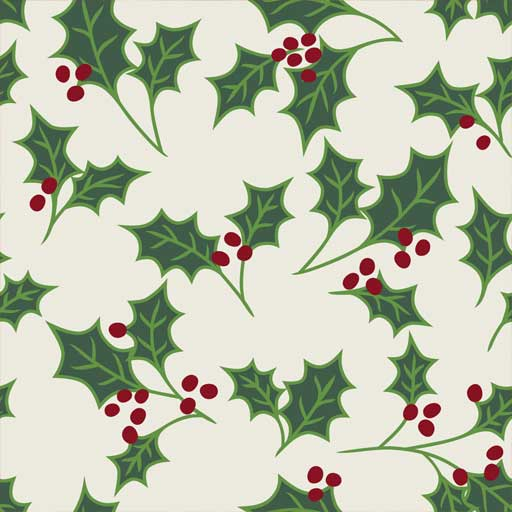 "Siser 12"" x 12"" Holly day Patterns"