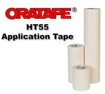 "ORATAPE HT55 6"" x 300 FT Decorative Film Application Tape"