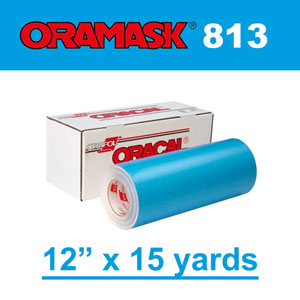 "Oracal 813 Stencil Films 12"" x 15 Yard"