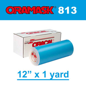 "Oracal 813 Stencil Films 12"" x 1 Yard"