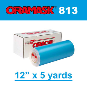 "Oracal 813 Stencil Films 12"" x 5 Yard"