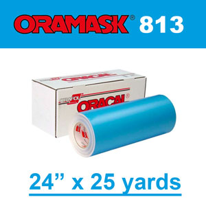 "Oracal 813 Stencil Films 24"" x 25 Yard"