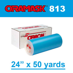 "Oracal 813 Stencil Films 24"" x 50 Yard"