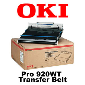 Oki Data Pro 920 WT LED CMYW Laser Printer Transfer Belt