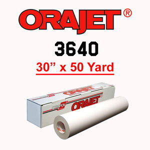 ORAJET Media Series 3640 - 30 in x 150 ft