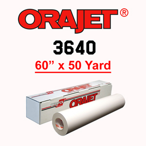 ORAJET Media Series 3640 - 60 in x 150 ft
