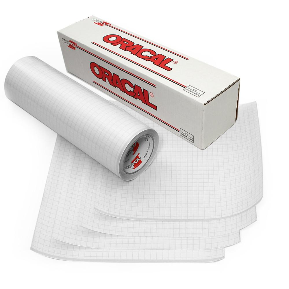 "ORATAPE MT80P Clear Application Tape 12"" x 25Yds"