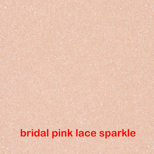Oracal 851 SPARKLING GLITTER METALLIC - bridal pink lace