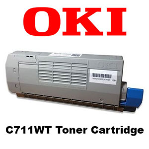 Toner for OKIDATA C711 CMYK Printer