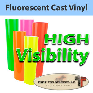 "12"" x 24"" x 1 sheet Intermediate Fluorescent Films"