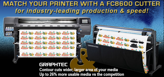 Match Your Printer with a FC8600