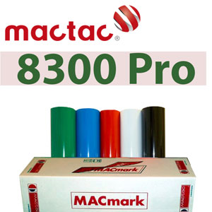 "MACtac 12"" x24 "" x 20 Sheets Adhesive Craft Permanent vinyl"