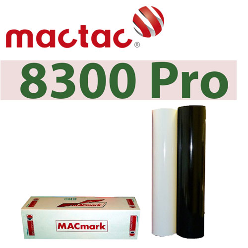 "MACtac 12"" x24 "" x 10 Sheets Adhesive Craft Permanent vinyl"