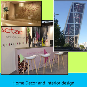 "12"" x 24"" x 50 Sheets interior decor Designer Sign vinyl"