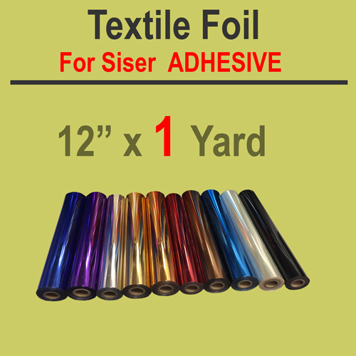 "Textile Foil for Easyweed adhesive 12"" x 1 yard"