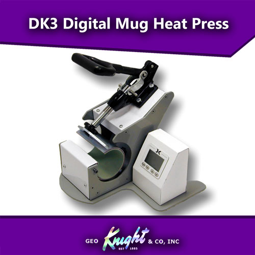 Geo Knight Dk3 Digital Mug Heat Press Gk Dk3 Mug