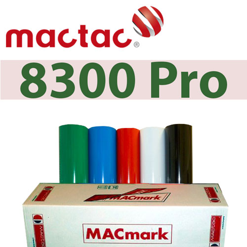 "MACtac 12"" x24 "" x 5 Sheets Adhesive Craft Permanent vinyl"