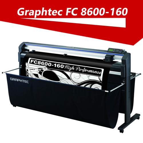 Graphtec Fc8600 160 64 Professional Vinyl Cutter Plotter