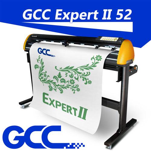 Gcc Expert Ii 52 Vinyl Cutter Plotter Best Choice Gexii