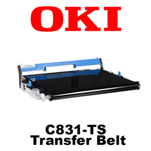 Oki Data C831-TS LED CMYK Laser Printer Transfer Belt