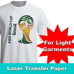 Laser Light HITEMP PLUS EXPRESS HEAT TRANSFER 8.5 X11 IN