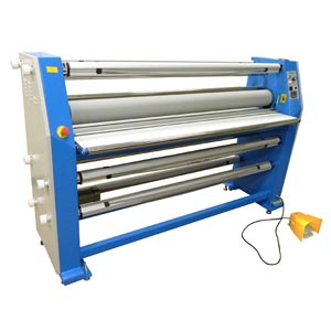"USTECH WORF Cold 65"" Laminator w/Heat Assist"