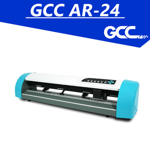 "GCC AR 24"" vinyl cutter with Floor Stand"