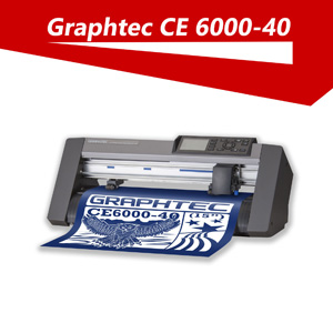 "Graphtec CE6000-40 15"" Professional vinyl cutter plotter mac/pc"
