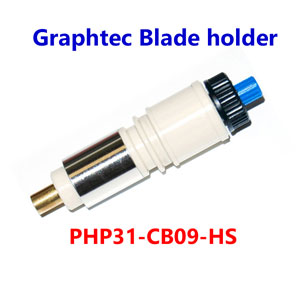 Graphtec blade holder For CB09 Blades / PHP31-CB09-HS Brass Tip