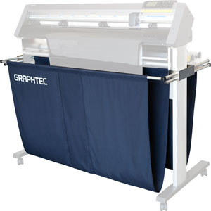 Media Basket for Graphtec CE6000-120 vinyl cutter plotter