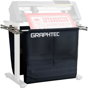 Media Basket for Graphtec CE6000-60 vinyl cutter plotter