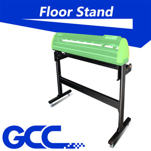 "Floor Stand For GCC Expert & LX 24"" Vinyl Cutter"