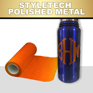 "Styletech Polished Foil (Brilliant Metallic Finish) 12"" x 24"""