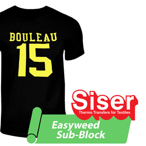 Easyweed Sub Block Heat Transfer Vinyl - by the Yard