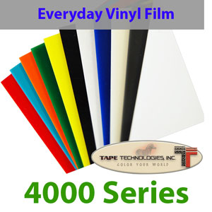 "12""x24"" X 5 Sheet Adhesive Craft vinyl"