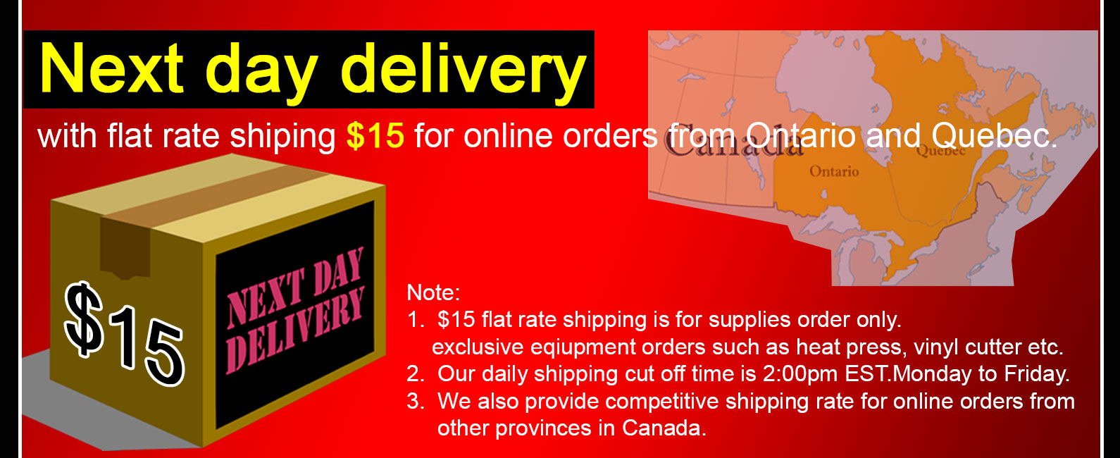 Sign Supply Canada One Store All Supplies For Crafters